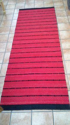 TROLLGARN Blogg, Rag Rugs, Scandinavian Style, Carpets, Pattern Design, Weaving, Tapestry, Farmhouse Rugs, Hanging Tapestry