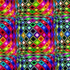 Dynamic squares by Marco Braun, via Flickr