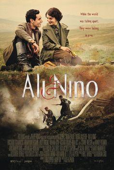 Ali ve Nino izle - Azeri bir Müslüman ve Gürcü Hristiyanın ilişkisini anlatan Asif Kapadia'nın son filminin baş rollerini Adam Bakri ve María Valverde alıyor. http://www.filmizleb.net/ali-ve-nino-izle-turkce-dublaj.html