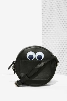 Eyes on the Prize Crossbody Bag