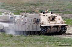 ... - An M88 Hercules Tank Recovery