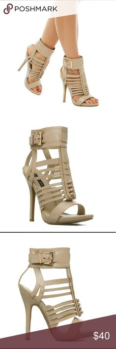Spotted while shopping on Poshmark: SALEBRAND NEW IZABELLA RUE VALENCIA HEELS! #poshmark #fashion #shopping #style #Izabella Rue #Shoes