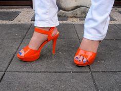 Shoe Envy Tropic of Mango heels