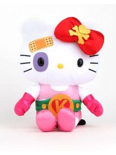 """tokidoki x Hello Kitty 8"""" Plush Boxer Kitty"""
