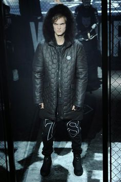 Philipp Plein Fall Winter 2015