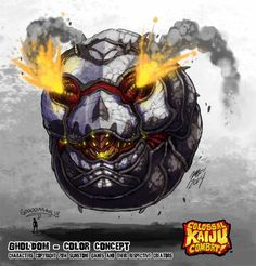 ckc_monster_list:ghol-dom [Colossal Kaiju Combat Information Wiki]