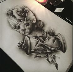 Сollection of Sketches For Your TaTToo - BeatTattoo.com