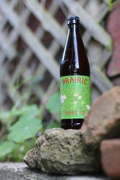 Great Spring Beer! Prairie Hop - Dry-hopped Belgian ale/saison