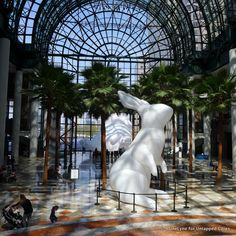 Intrude at Brookfield Place Untapped Cities AFineLyne