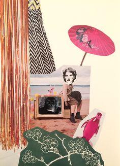 Colagem: Praia Tropicaliente (30/06/16)