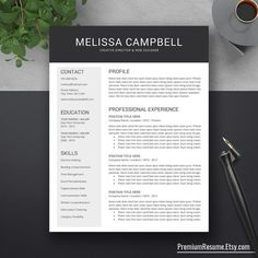 87 best resume ideas images on pinterest resume ideas resume promotion 3 resume templates for 15 usd use coupon code 3items fandeluxe Gallery