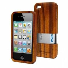 iPhone Case with Secret Compartment