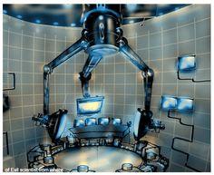 jimmy neutron lab - Pesquisa Google