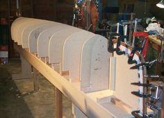 Building a Cedar-Strip Canoe