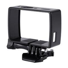 Housing Side Mount Protect Frame Case For Xiaomi YI 4K Sports Action Camera 2 with Mount Adapter for Xiaomi YI II Xiaoyi 2
