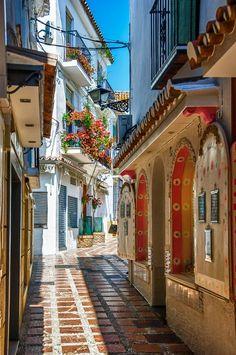 30 Lugares Que Vão Fazer Você Querer Estar Lá Agora | Marbella - Málaga - Spain