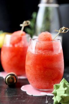 Frose Cava Cocktail