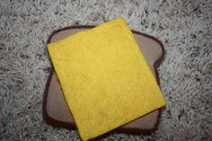 Felt/Fabric Play Food