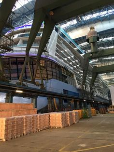 Anthem of the Seas Construction - Page 17 - Cruise Critic Message Board Forums
