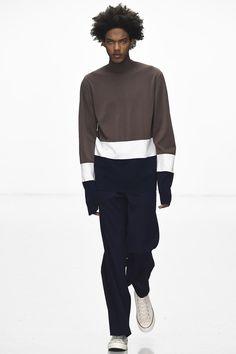 Catwalk photos and all the looks from Agi & Sam Autumn/Winter 2016-17 Menswear London Fashion Week