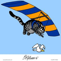 Loved the Kliban cat since the 70's!