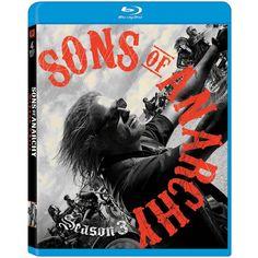 Sons of Anarchy: Season Three [Blu-ray]: Amazon.ca: Charlie Hunnam, Katey Sagal, Mark Boone Junior, Kim Coates, Tommy Flanagan, Maggie Siff, Ron Perlman, Theo Rossi, Dayton Callie, Ryan Hurst, William Lucking, David Labrava, Kurt Sutter: DVD