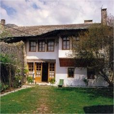 Old house in Stolac