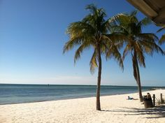 Key West Beach in Key West, FL