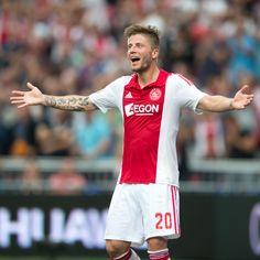 AFC Ajax Lasse Schöne