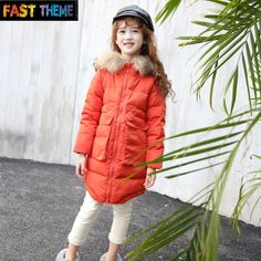 6293cfbcb152 girls winter coat