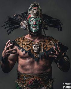 Mexican Wrestler, Wrestling Stars, Aztec Art, Warriors, Wwe, Daddy, Muscle, King, Fantasy