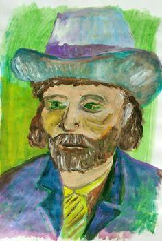 Van Gogh-stijl