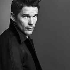 Ethan Hawke by Mark Abrahams Vanity Fair, Gq, Ethan Hawke, Dead Poets Society, Celebrity Portraits, Facebook Image, Love Images, Celebs, Celebrities