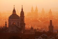 Golden City by Martin Rak on 500px