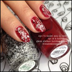 OPI GWEN STEFANI HOLIDAY 2014: ALL THE SWATCHES! #Epic | Beautygeeks
