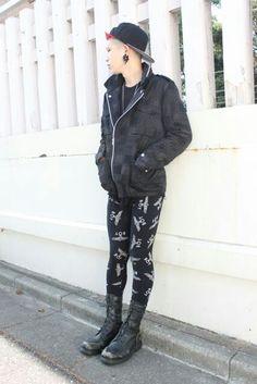 Boy London leggings