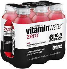 Refreshing, nourishing vitamin water: DIY vitamin water, fruity, light and delicious, chock full of vitamins and minerals.