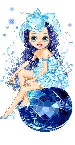 Candy Dolls | Decoupage.net.br