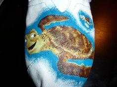 Finding Nemo turtles!