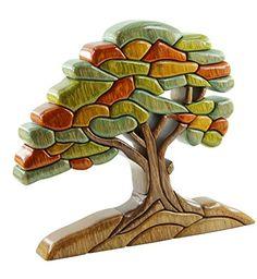 Peruvian Wood Sculpture, 'Autumn Tree' - Handmade Zollera http://www.amazon.com/dp/B017VELVWI/ref=cm_sw_r_pi_dp_.jarwb0VGYWHE