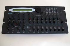 MATRIXSYNTH: Waldorf Microwave XT Shadow Edition Synthesizer SN...