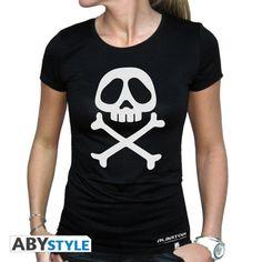 ALBATOR T-shirt Albator Emblème femme