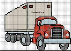 Caminhão - carro