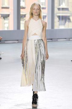 Proenza Schouler - New York Fashion Week - S/S 2014