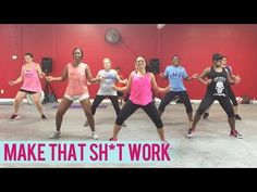 T-Pain - Make That Sh*t Work ft. Juicy J (Dance Fitness with Jessica) - YouTube