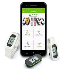 TLink Golf GPS Watch & Activity Tracker