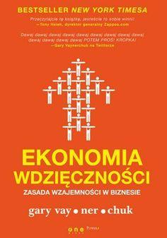 Ekonomia wdzięczności Zasada wzajemności w biznesie / Gary Vaynerchuk    Gdybyśmy mieli rok 1923, ta książka nosiłaby tytuł Dlaczego radio zmieni wszystko. Gdyby był rok 1998, tytuł brzmiałby Dlaczego zginiesz, jeśli Twoja firma nie będzie obecna w internecie i jeśli nie zaczniesz handlować w sieci.