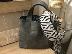 da7883495c [Tuto] Coudre un sac suedine rapide et facile - YouTube Tuto Couture Facile  Sac