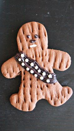 Wookie Cookies: Happy Star Wars Day! | Nifty Spoon