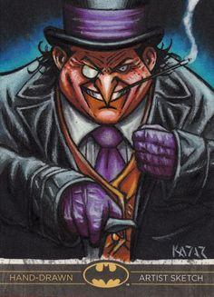 Batman; The Penguin